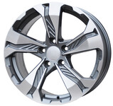 5520 FELGI 17 5x114,3 HONDA ACCORD CIVIC CR-Z CRV
