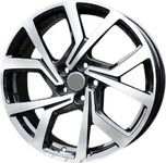 FE04 MB ALUFELGI 16 5x100 VW POLO BORA GOLF IV 4