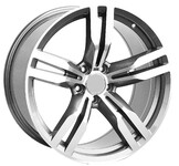 5327 MG MPOWER FELGI 21 5x120 DO BMW 5 7 F10 F01