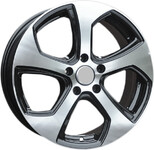 164 MB FELGI 17 5x112 DO VW GOLF PASSAT TIGUAN