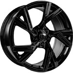 TOMASON  AR1 20 5x120 Blackpainted