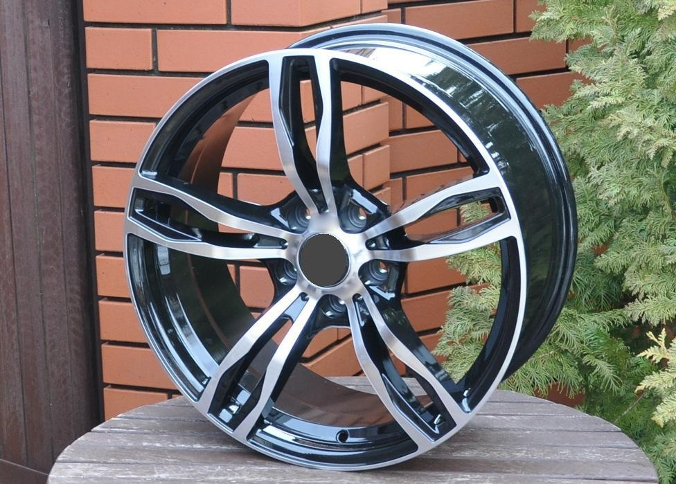 492 MB FELGI 17 5x120 DO BMW 5 7 F10 F11 F01 F30 фото